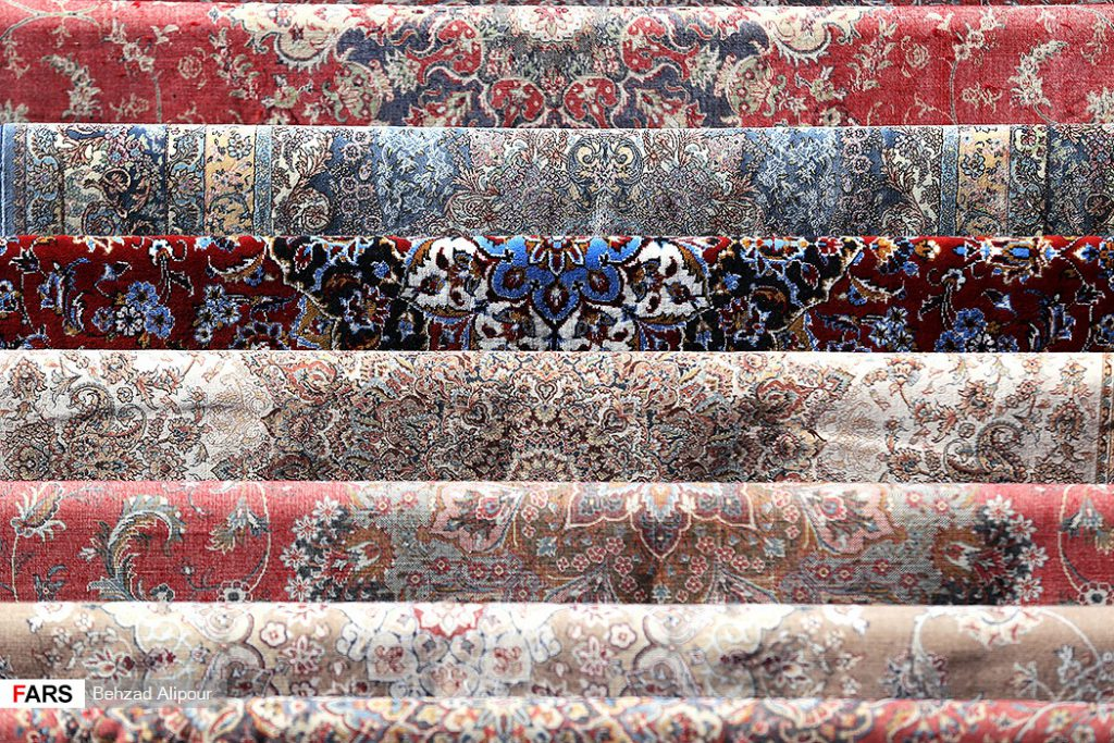 Colors in Rugs