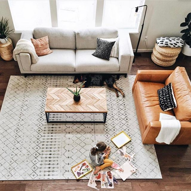 3 Tried and tested ways to prevent excessive rug shedding