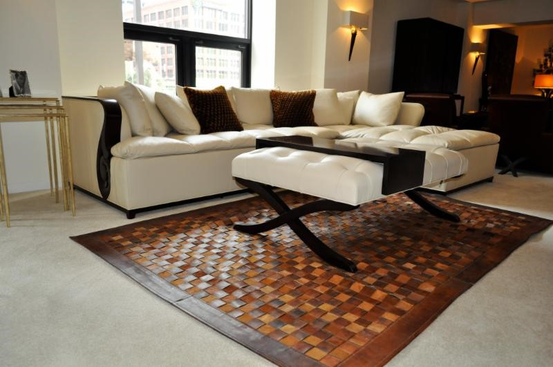 leather rug cleaning