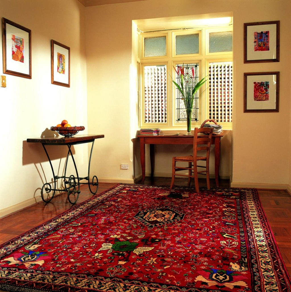 New Looking Home For The New Year Here S What Rugs Can Do