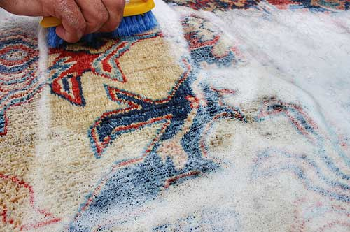 Natural Cleaning Methods for Rugs